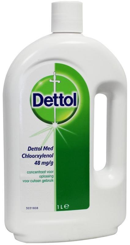 Image of Dettol Dettol Ontsmettingsmiddel - 1000 ml NL