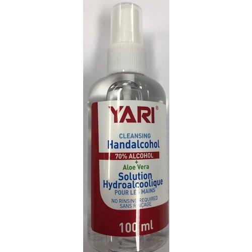 Yari Yari Hand Spray - 70% Alcohol 100 ml