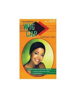 Charming Wig Cap - 2 Stuks