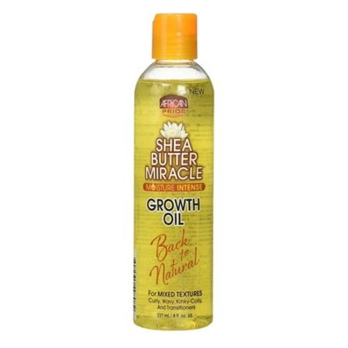 African Pride African Pride Shea Butter - Growth Oil 227 Ml