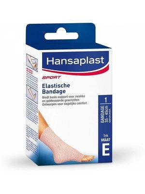 Hansaplast Sport Elastische Bandage -  Maat E 1 Meter
