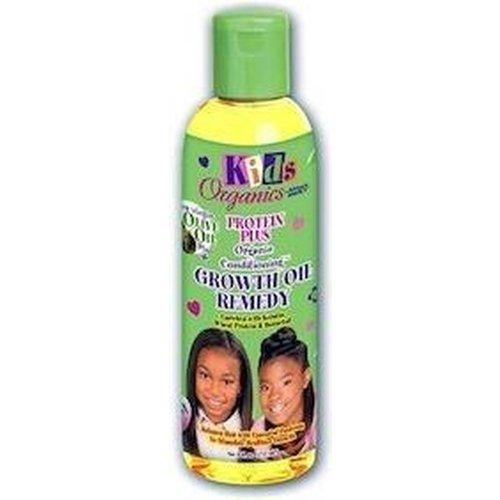 Africa's Africas Best Kids Organics -  Protein Plus Growth Oil Remedy 237 ml