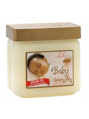 Lala's Lala's Baby Vaseline - Argan Oil 368 Gram