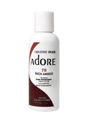 Adore Adore haarverf rich amber nr 78 118 ml