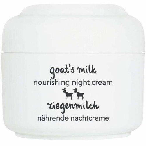 Ziaja Ziaja Nachtcreme - Goat,s Milk 75 ml