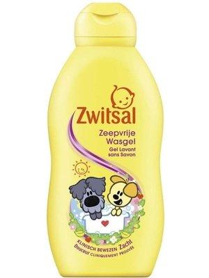 Zwitsal Zwitsal Zeepvrije Wasgel - Woezel & Pip 200ml