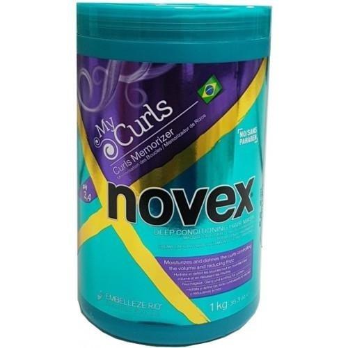 Novex Novex Deep Conditionng Hair Mask -  Cranberry & Mix Of Oils 1kg