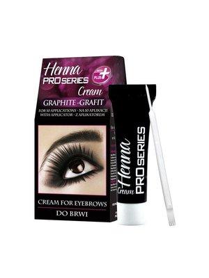 Henna Cream For Eyebrows - Graphite