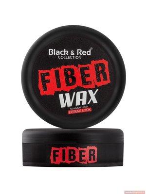 Black & Red Black & Red Wax - Fiber 150 Ml