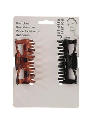 Lifetime Haarklem 9 Centimeter - 2 Stuks
