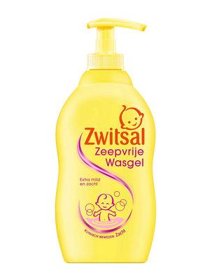 Zwitsal Zwistal Zeepvrije Wasgel - 400ml