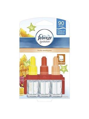 Febreze Febreze -3volution Exotisch Fruit - Elektrische Luchtverfrisser 20ml