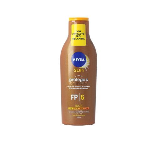 Nivea Nivea Sun -  Protage & Bronced Fp6  200 ml