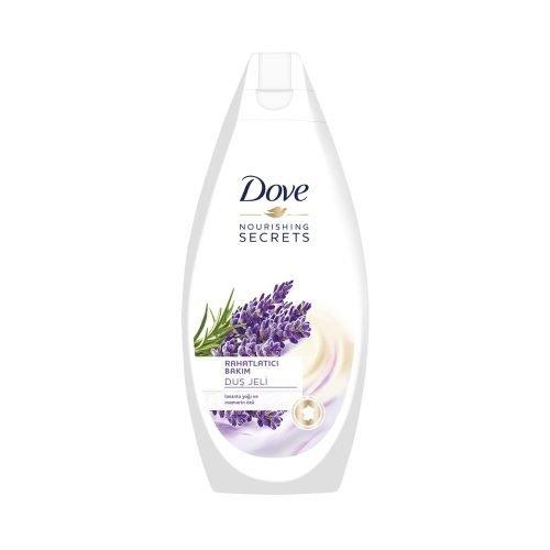 Dove Dove Douchegel - Relaxing Lavendel & Rosemary 500 ml