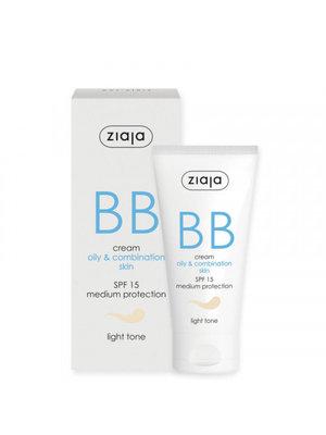 Ziaja Ziaja BB Cream - Spf 15 Light Tone 50 ml