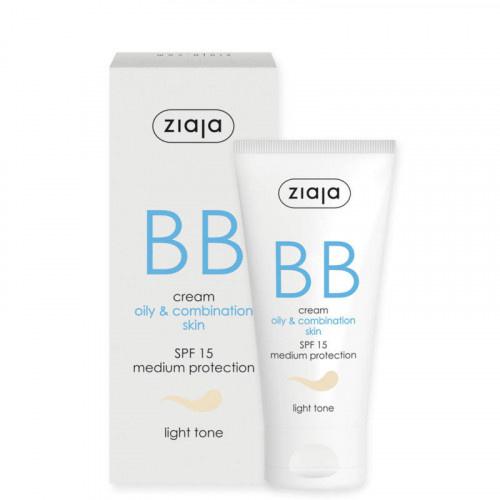 Image of Ziaja Ziaja BB Cream - Spf 15 Light Tone 50 ml