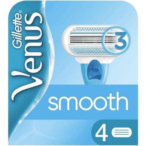 Gillette Scheermes - Venus Smooth 4 stuks