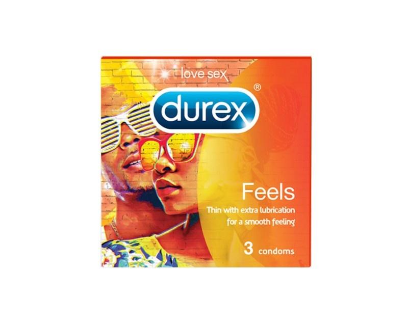 Image of Durex Condoom - Feels 3 stuks