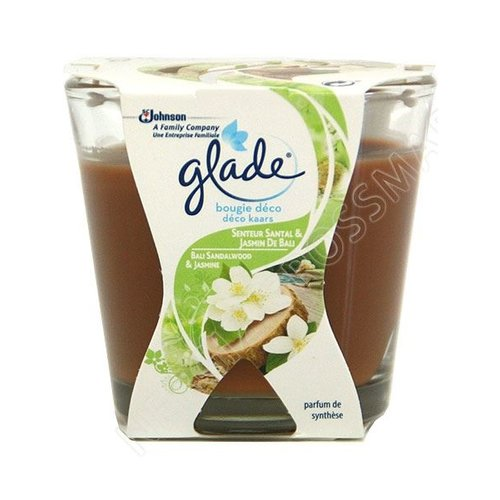 Glade Geurkaars - Sandalwood & Jasmine 70 Gr
