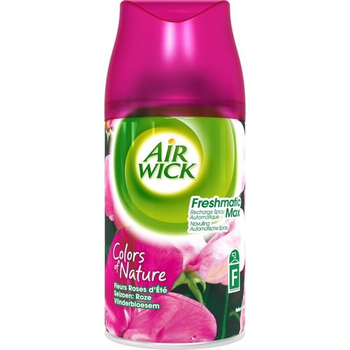 Air Wick Freshmatic Navul - Roze Vlinderbloesem 250 ML