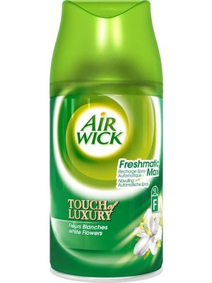 Air Wick Freshmatic Navulling - Jasmijn & Witte Bloemen 250ml