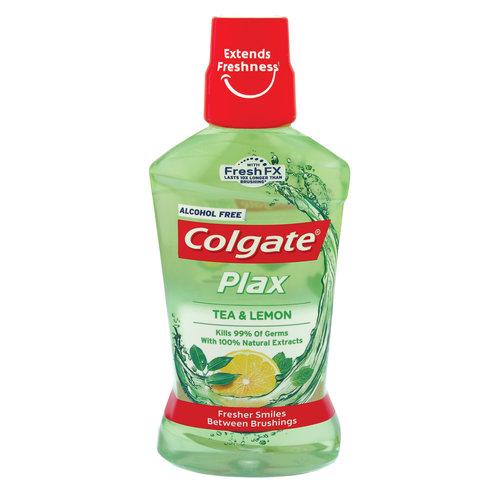 Colgate Plax Mondwater - Tea&Lemon 500 ml