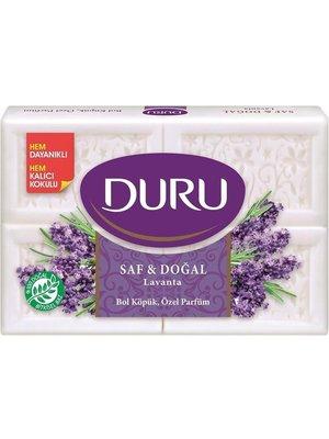 Duru Duru Natuurlijke Zeep - Lavendel 4X150 gr