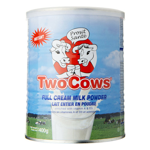 Two cows Two Cows - Volle Melkpoeder 900 Gram