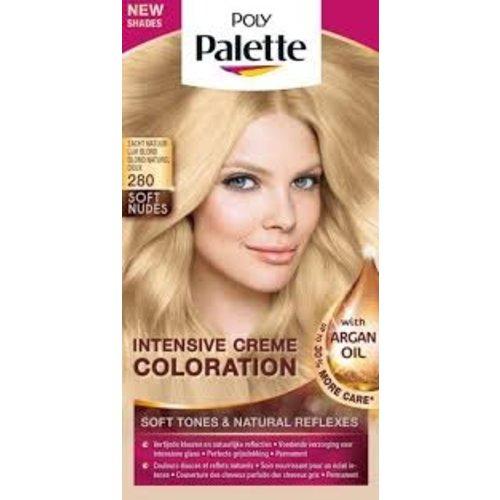 Poly Palette Schwarzkopf Poly Palette Haarverf - Nummer 280 Natuurlijk Blond