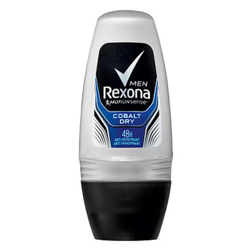 Rexona Rexona Men Deodorant Roller - Cobalt Dry 50 ml