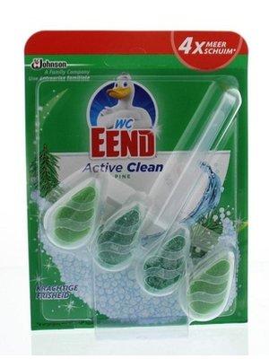 Wc eend Wc Eend Toiletblok - Active Clean Pine 38.6 gr