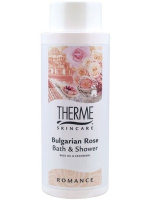 Therme Therme Bad&Douchegel - Bulgarian Rose 500 ml