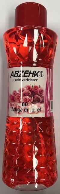 Image of Abzehk Abzehk Eau De Cologne Rozen - 400 Ml