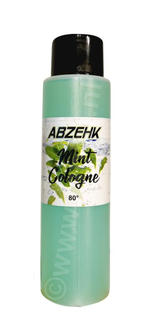 Image of Abzehk Abzehk Eau De Cologne - Mint 250ml