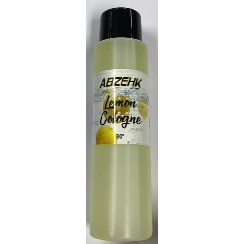 Abzehk Abzehk Eau De Cologne - Lemon 250 ml