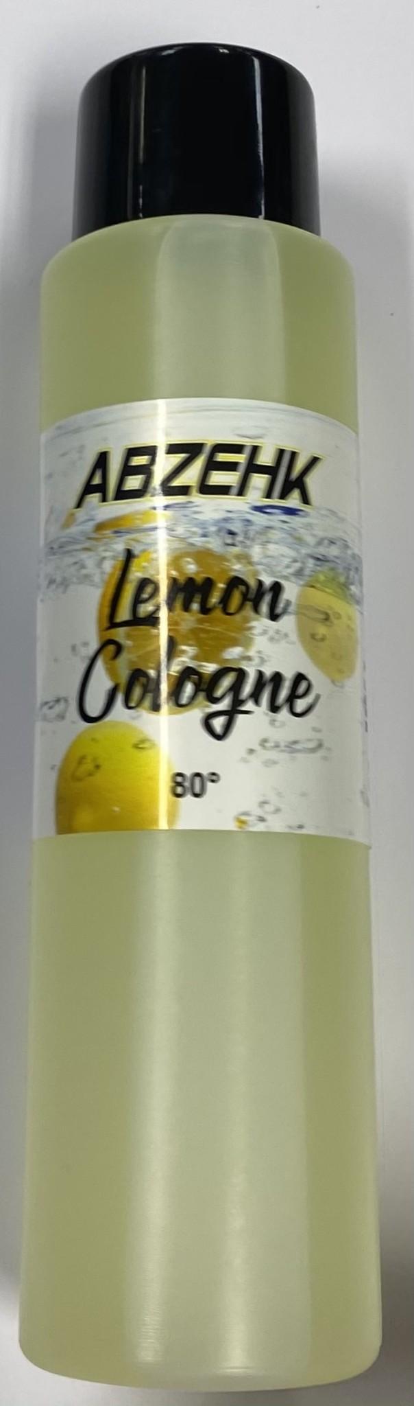 Image of Abzehk Abzehk Eau De Cologne - Lemon 250ml