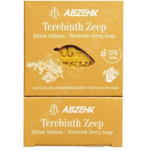 Abzehk Abzehk Zeep - Terebinth 150 gr