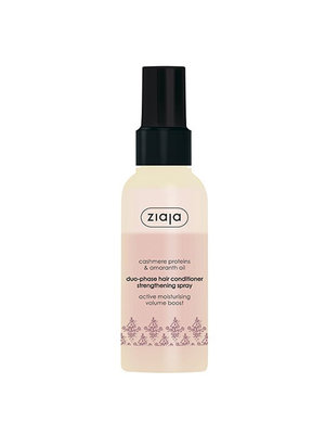 Ziaja Ziaja Cashmere Proteins & Amaranth Oil - Duo-Phase Hair Conditioner Strengthening  Spray 125 ml