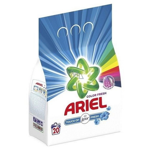 Ariel Ariel Waspoeder - Color Fresh 5.250 Gram
