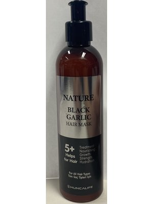 Huncalife Huncalife Nature Haarmasker - Black Garlic 250ml