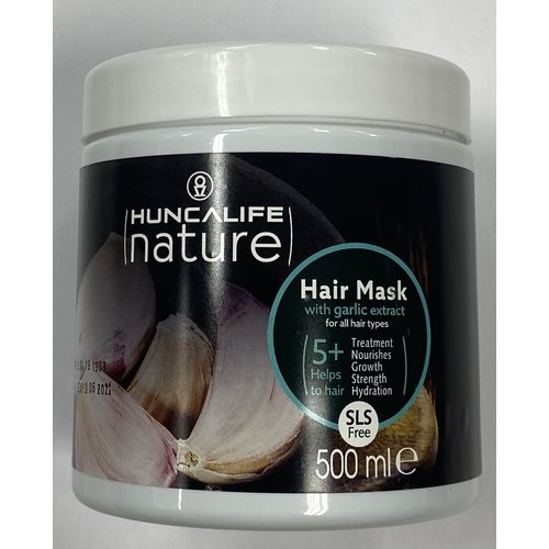Huncalife Huncalife Nature Haarmasker - Knoflook 500ml