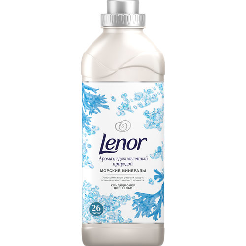 Lenor Lenor Wasverzachter - Deep Sea Minerals 910 ml