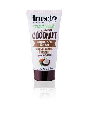 INECTO Inecto Naturals Hand & Nagel Crème - Coconut  75ml