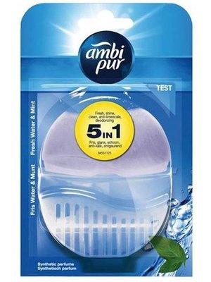 Ambi Pur Ambi Pur Toiletblok - Fris Water & Munt 55 ml