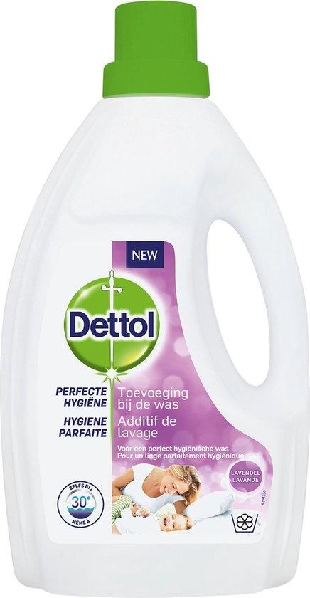 Image of Dettol Dettol Perfecte Hygiëne Toevoeging Bij De Was - Lavendel 1.5 Liter