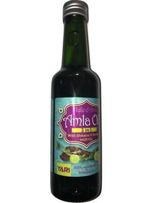 Yari Yari 100% Naturel - Amla 3 In 1 Oil 250ml