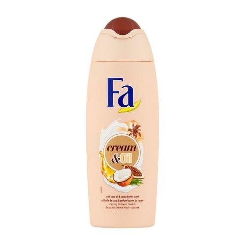 Fa Fa Douchegel - Cream & Oil Cacao 250 ml