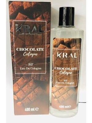 Kral Eau De Cologne - Chocolate 400ml