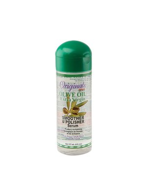 Africa's Best Organics Olive Oil Extra Virgin - Smoother & Polisher Serum 177ml
