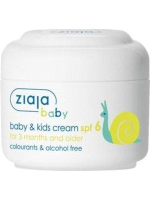 Ziaja Ziaja Baby  Creme - Baby & Kids Cream Spf6 50ml